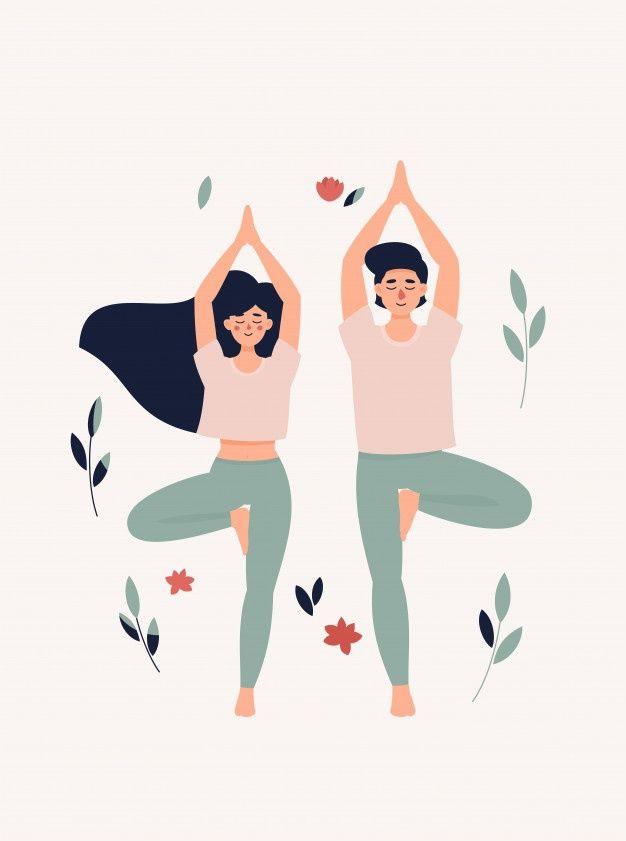 Partner ve yoga